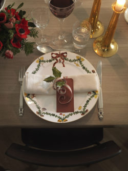 Royal Copenhagen Star Fluted Christmas Dinnerware